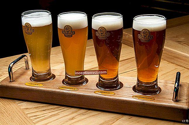 أنواع البيرة .... لخبراء حقيقيين !!!!
