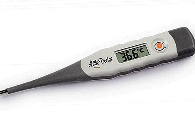 Nhiệt kế điện tử nào tốt hơn và chính xác hơn trong việc xác định nhiệt độ