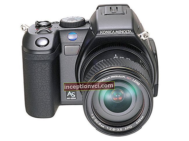 Đánh giá Konica Minolta DiMAGE A200