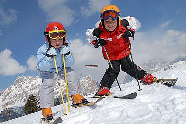 Како одабрати праву скију на води